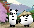 שלוש פנדות ביפן