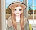 מורי מתלבשת לחורף