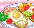 טוסט אבוקדו וביצה